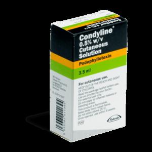 La crème condyline sans ordonnance pour traiter les condylomes